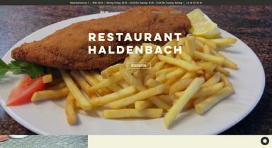 Haldenbach