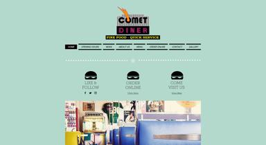 Comet Diner