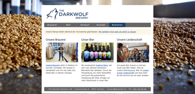 Darkwolf Brewery