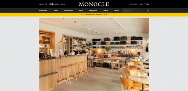 Monocle Caf�