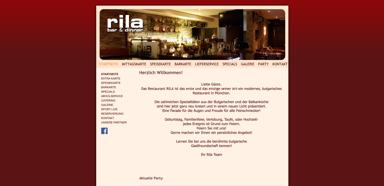 Restaurant Rila