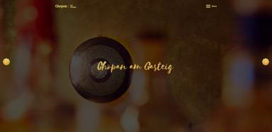 Chopan am Gasteig