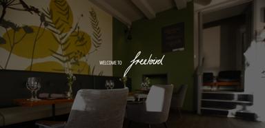 freebird, bar and food