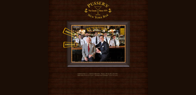 Pussers New York Bar