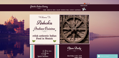 Ashoka Fine Indian Cuisine