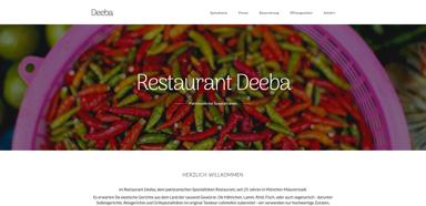 Restaurant Deeba