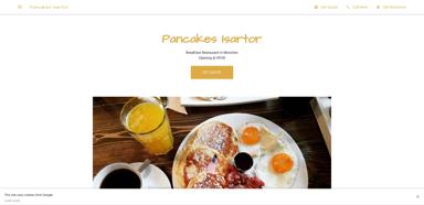 Pancakes Isartor