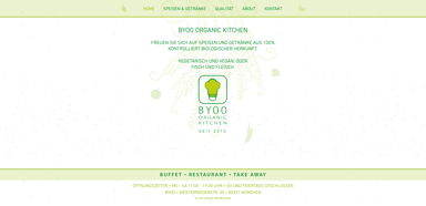 Byoo Organic Kitchen