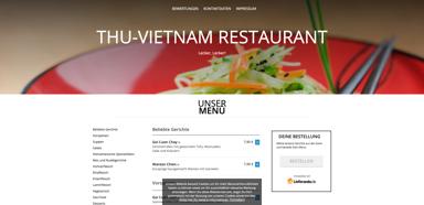 Restaurant Thu