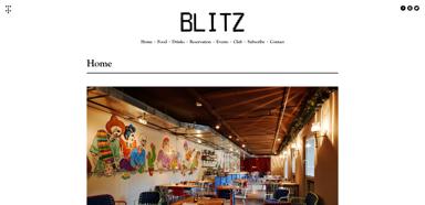 BLITZ Restaurant