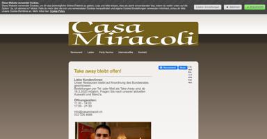 Casa Miracoli
